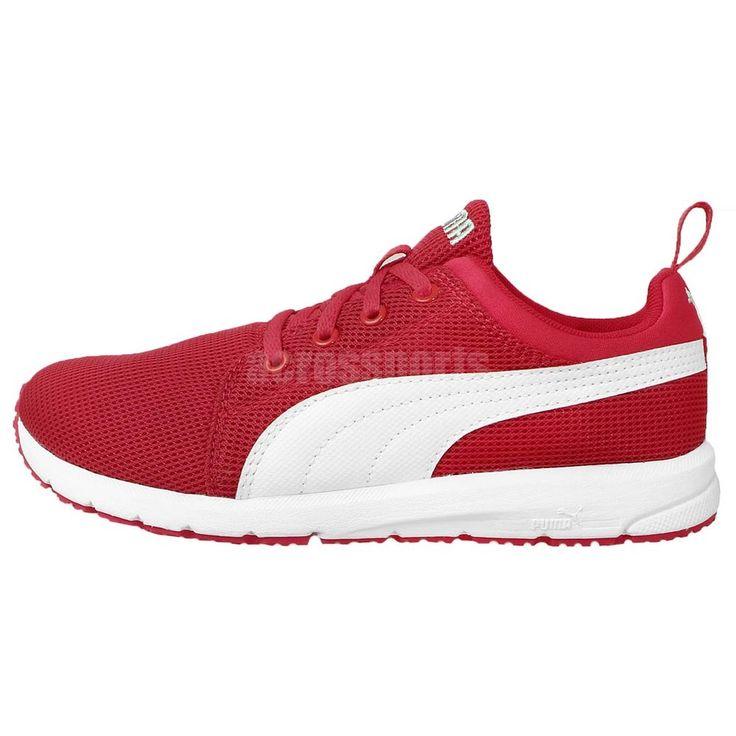 red puma running shoes 0840aba0b