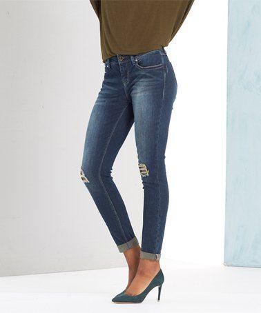 dc785c49ffbab Another great find on  zulily! Twain Skinny Jeans - Women  zulilyfinds