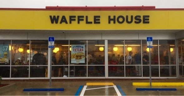"""If Waffle House  is closed, you know the weather situation just got real. Meaning no """"scattered, smothered and covered"""" for you, #Wa..."""