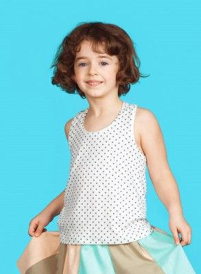 Fancy top, #kids #summer