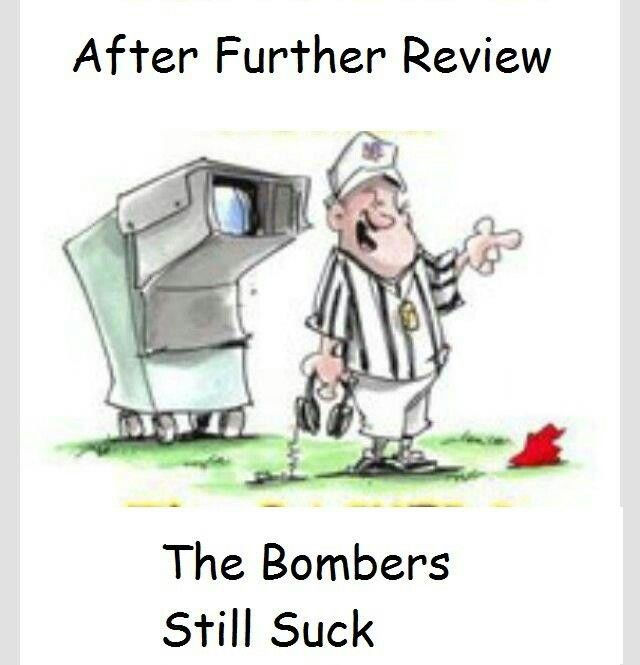 After further review  .....