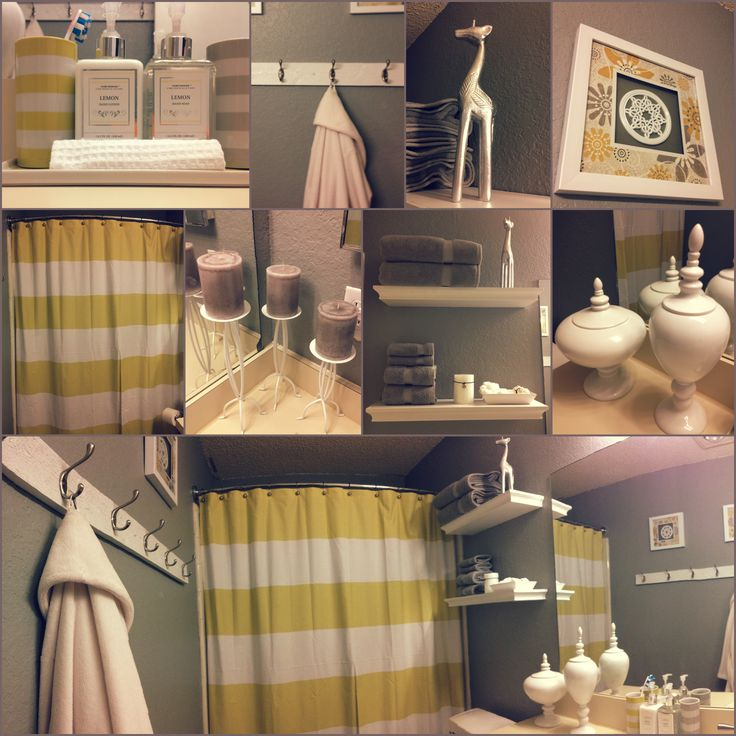 Guest bathroom makeover!!