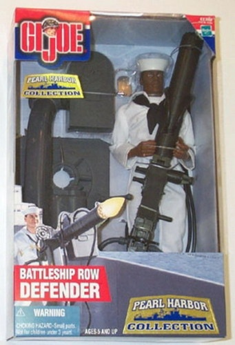 G I Joe 12 Quot Battleship Row Defender Hispanic Action