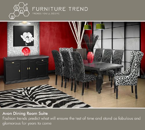 Avon Dining Room Suite Fashion trends predict what will ensure the test of time and stand as fabulous and glamorous for years to come. There is no point in investing in furniture that will go out of style, especially for those who are fashion forward. Interior furniture that meets your exacting style standards are what the future of furniture fashion hope to become, and this furniture collection is just the first step towards accomplishing that. Revel in its touch experience the pleasure of…