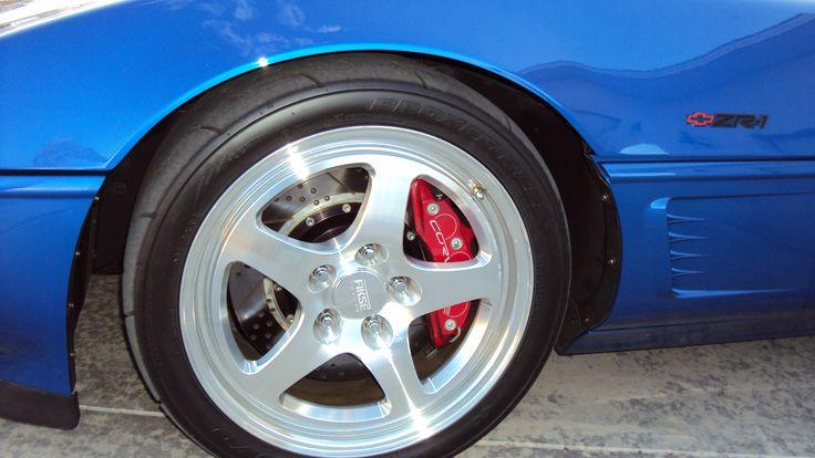Admiral Blue 94 ZR1 For sale - Corvette Forum