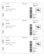 Boarding Pass Invitation --     Cool templates  (some free, some for purchase)