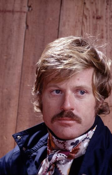Robert Redford, 1970.  he is just dreamy at ANY age.
