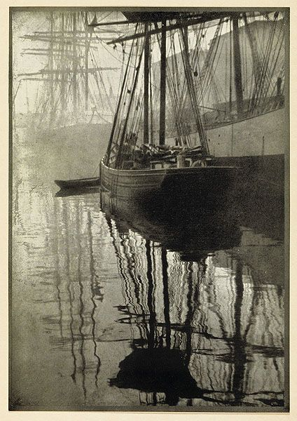 Spider-webs Coburn, Alvin Langdon, b.1882-1966 Camera Work XXI, 1908