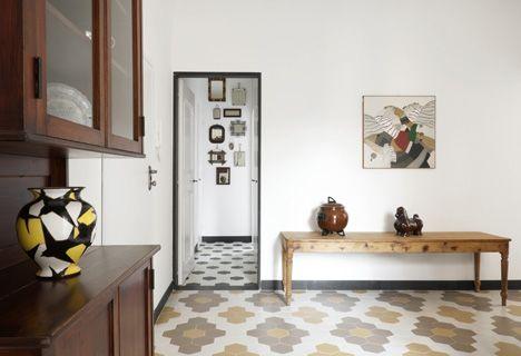 Casa G+S by Grooppo – Tiles