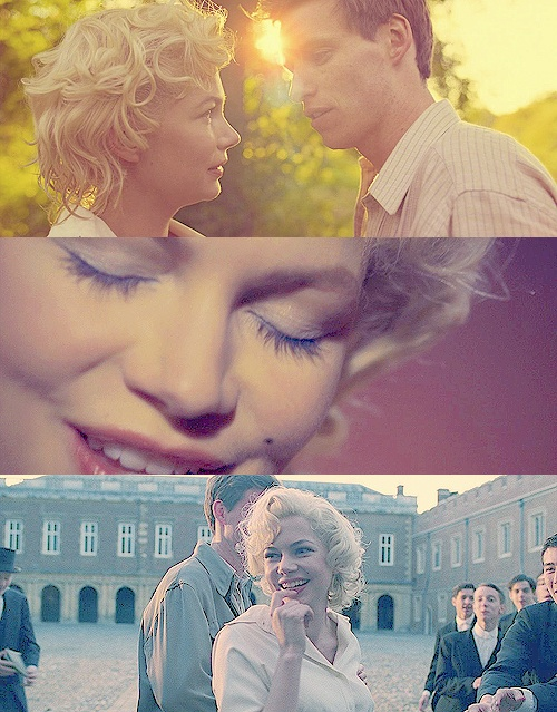My Week with Marilyn  Love this movie, gorgeous actors (Jennifer/Marius) and everything is gorgeous to look at