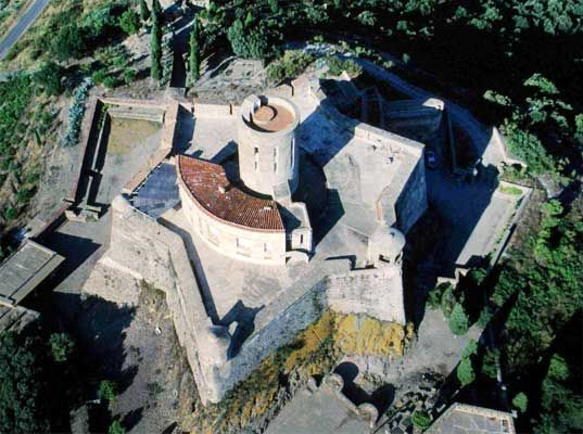 Fort Saint Elme Collioure diaporama des citadelles Vauban