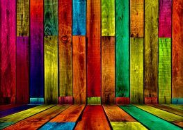 Como criar efeitos visuais com a utilização das cores nos ambientes