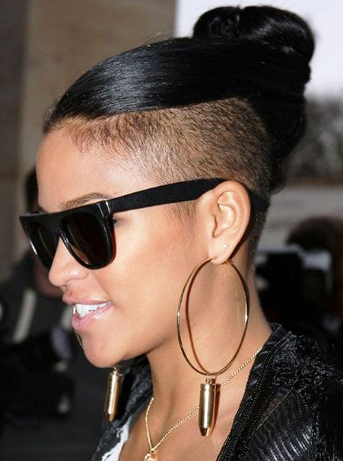 50 Mohawk Hairstyles For Black Women Mohawk Hairstyles