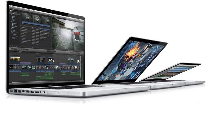 MacBook Pro, a used one will suffice.