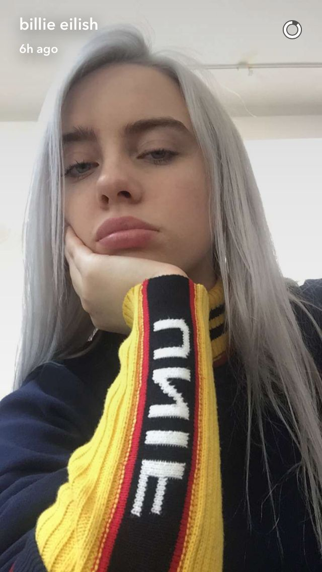 17 Best images about Billie  Eilish on Pinterest  Chole grace, Posts and Cas