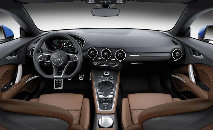 2016 Audi TT RS Interior