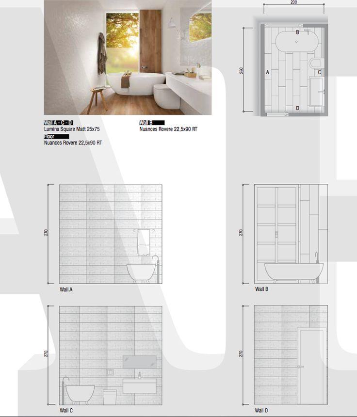 Plan Zur Gestaltung Eines Badezimmers Mit 6 Qm Größe