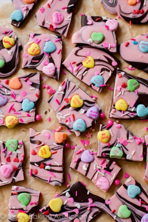 334 best Valentine\'s Day Desserts images on Pinterest