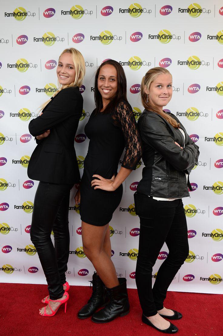 WTA rising stars, Donna Vekic, Madison Keys, and Shelby ...