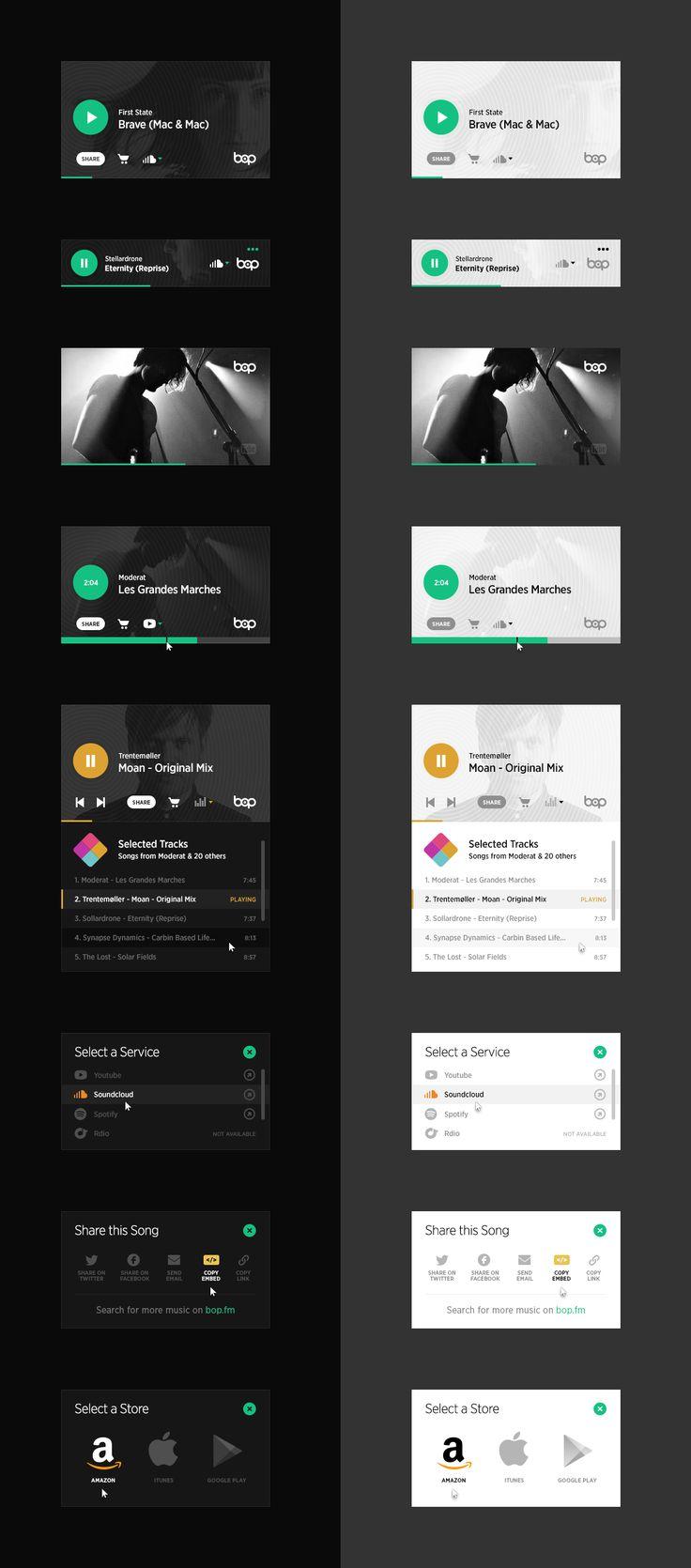 Dribbble social app ui design jpg by ramotion - Dribbble Bop_webplayer Fullpixels Png By Pivotal