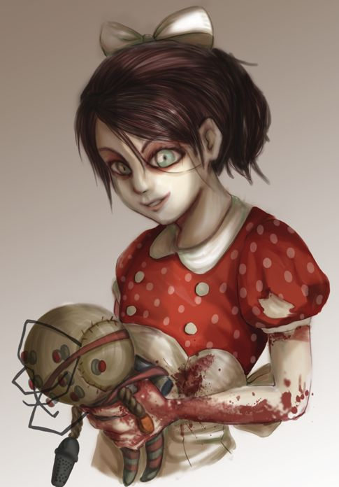 Little Sister, Bioshock