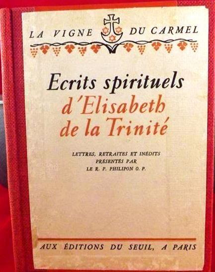 Ecrits spirituels d'Élisabeth de la Trinité