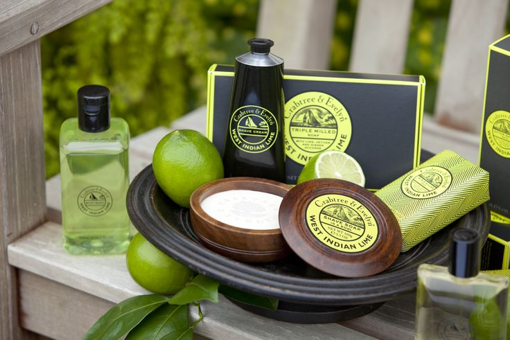 Sample the West Indian Lime collection from @Crabtree & Evelyn UK. #FathersDay #RegentStreet