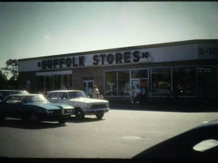 """The Old """"5  10"""" Store on Union Blvd.  in West Islip ny.  Those were the days.. Carvel, King Kullen, west Islip bakery.... West Islip hardware (jack)... Bowling alley... Mikes pizza....post office... The """"DELI""""..Just to name a few in the shopping center."""
