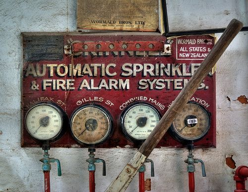 Automatic Sprinkler & Fire Alarm System