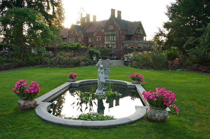 Pinterest discover and save creative ideas for Castle gardens pool