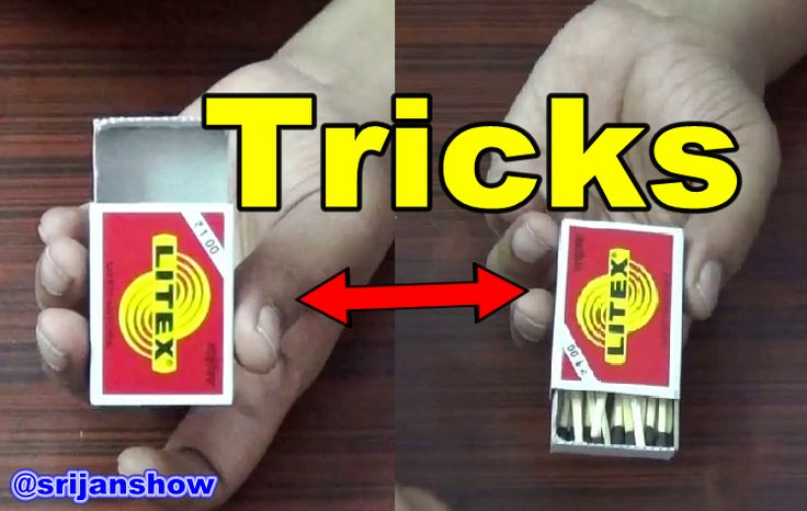 Magic Tricks with Matches || Awesome Tricks with Matches
