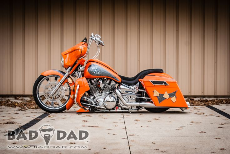 Bad Dad | Custom Bagger Parts for Your Bagger | Baggers :: Rock Star