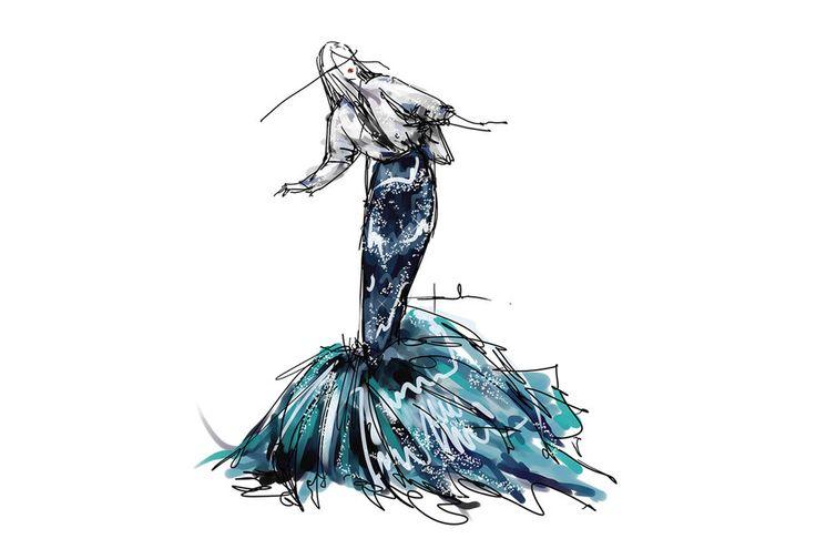 Frozen Mermaid by anotherphilip on DeviantArt