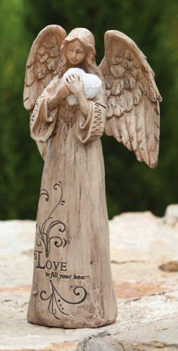 Love Angel 9'' by Outdoor Decor. $14.99