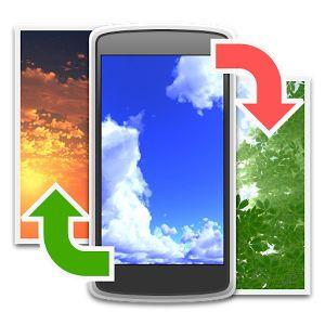 تعویض خودکار والپیپرها در اندروید با اپلیکیشن SB Wallpaper Changer
