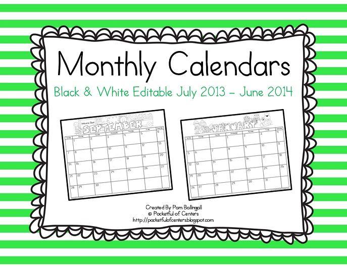 Calendar Organization Number : Best calendar numbers images on pinterest