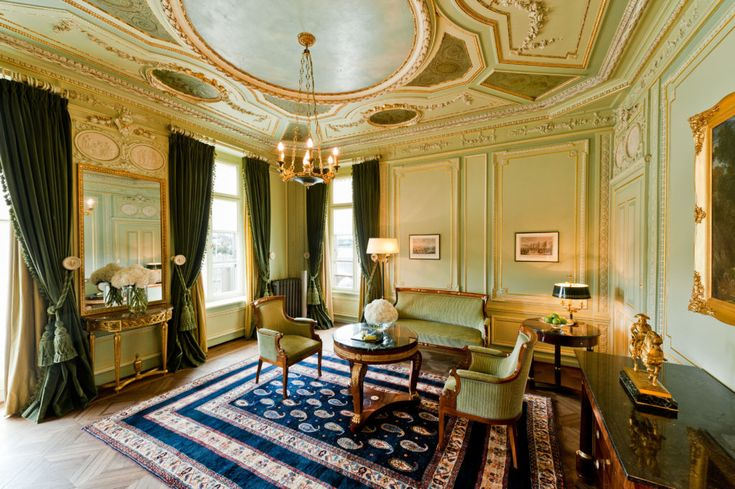 Global Inspirations Design Les Trois Rois Basel: a hotel deeply steeped in history