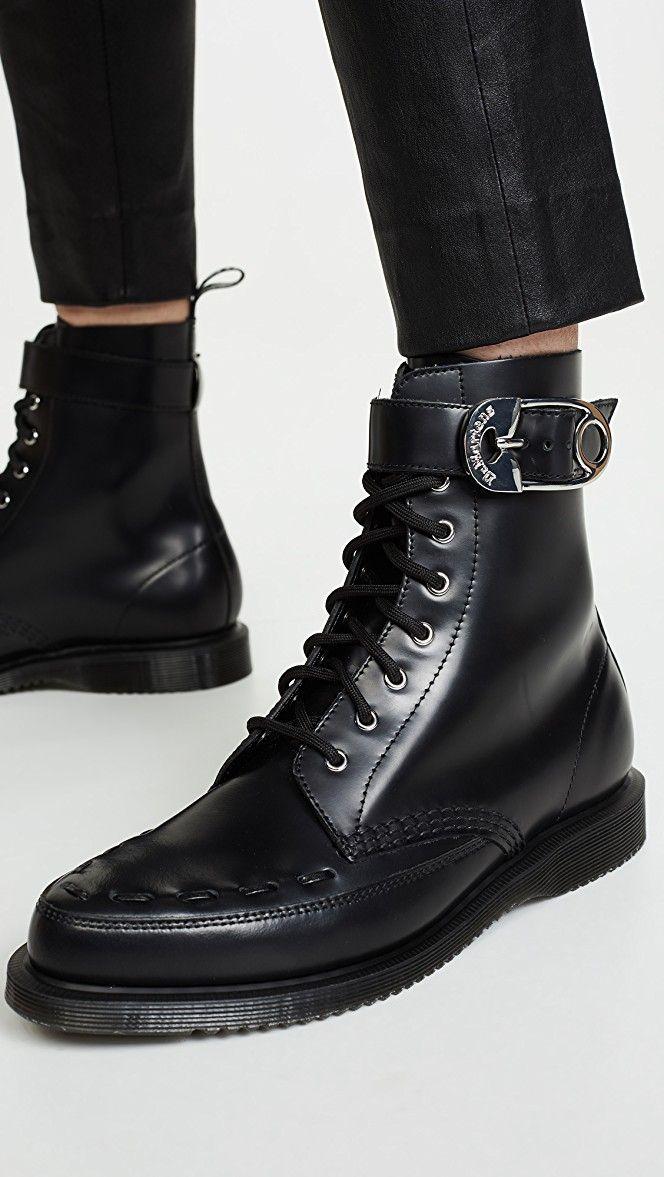 89e7df95fd4 Dr. Martens Geordin 8 Eye Boots