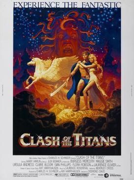 Clash of the Titans (1981 film) - Wikipedia