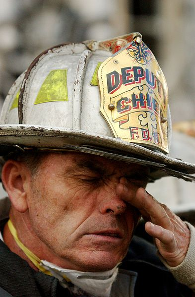 Thank you for  your Service File:September 14 2001 Ground Zero 03.jpg