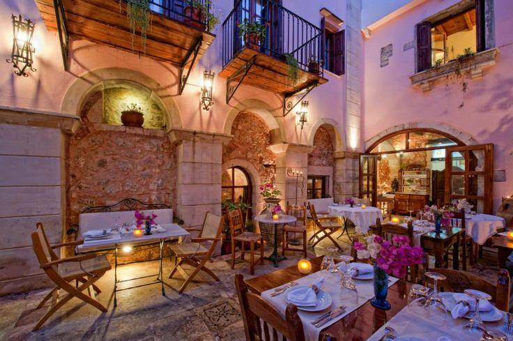 Veneto Historic Boutique Hotel, Rethymno