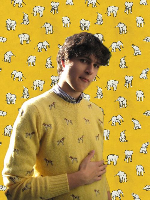 ezra koenig | via Tumblr