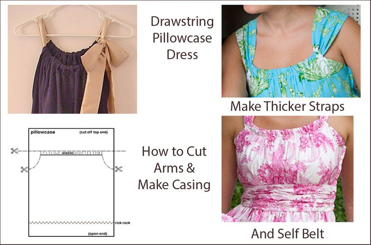 Pillowcase Dress for Women (Ideas & Inspirations)