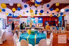 Troy's Adventure Time Themed Party – 1st Birthday - Party Doll Manila
