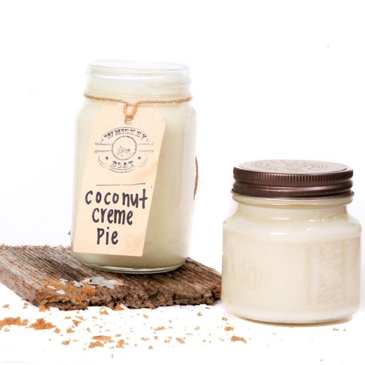 Coconut, Fall Scents, Soy Candles