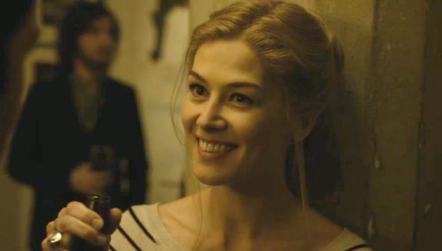 You might know Rosamund Pike from Gone Girl. | Rosamund Pike Is The Star We've Been Waiting For