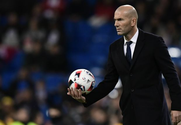 Real Madrid dont need help from referees to win  Zidane