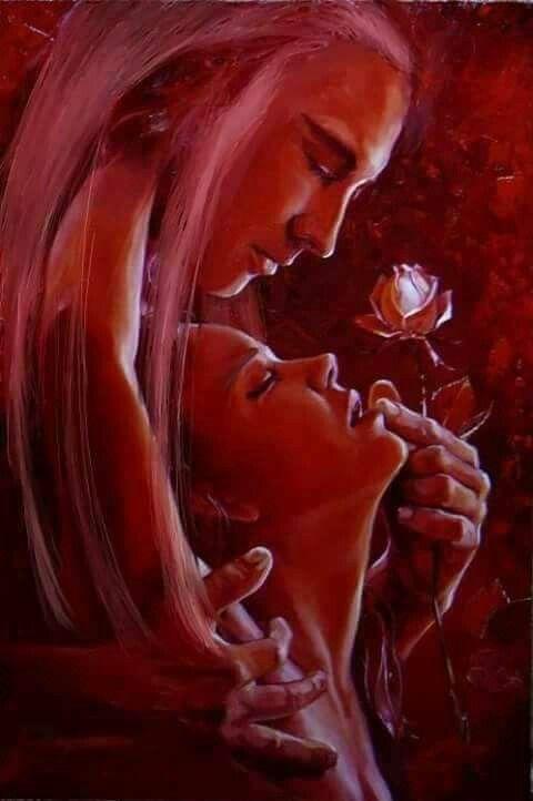 Amazing passionating art