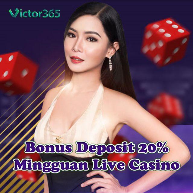 Bonus Deposit Mingguan 20 Live Casino Surabaya Semarang