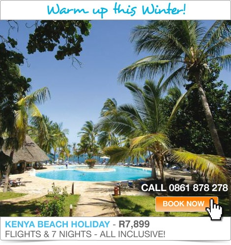 All Inclusive Indian Ocean Beach Holiday